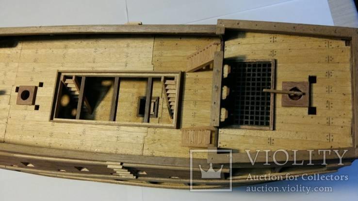 Модель парусника, фото №12