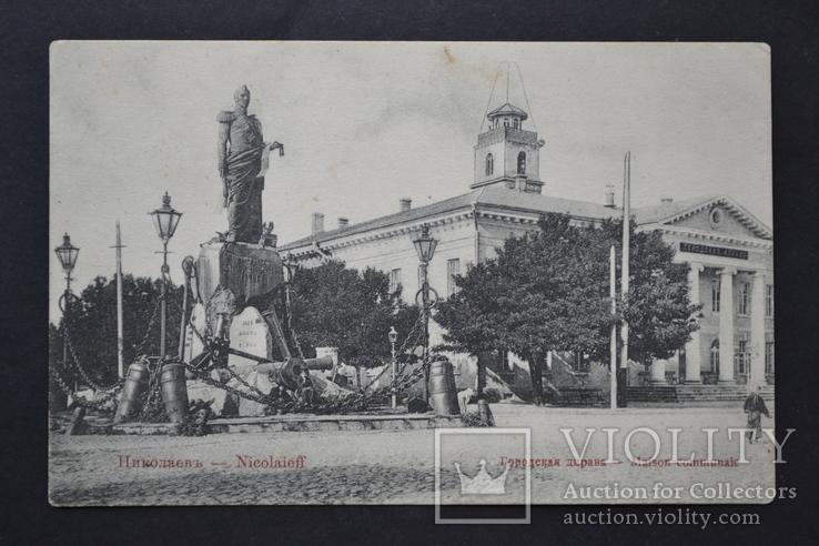 Николаев. Городская Дправа ( с ошибкой в названии), фото №2
