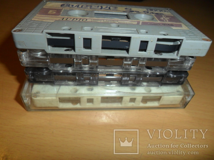 Аудиокассета кассета Twd,Bias,Louk,Клуб 21 век - 4 шт в лоте, фото №6