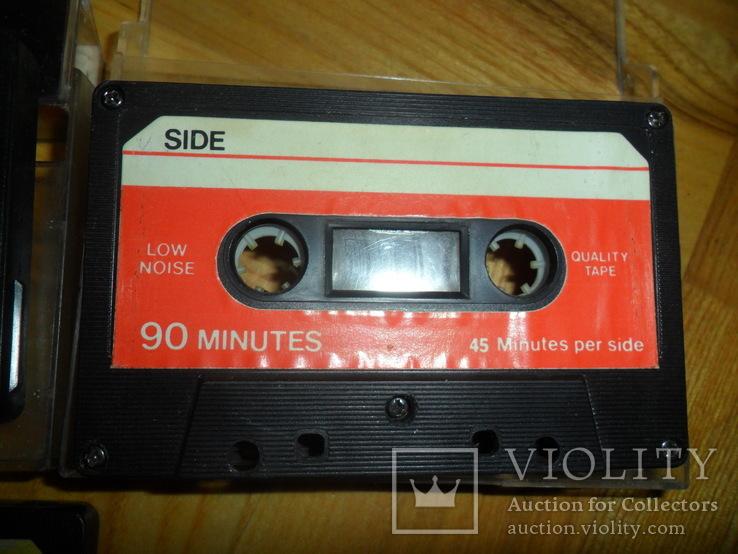 Аудиокассета кассета  SWING YOKO JVC STYLANDIA DX1 MEKOSONIC - 7 шт в лоте, фото №7