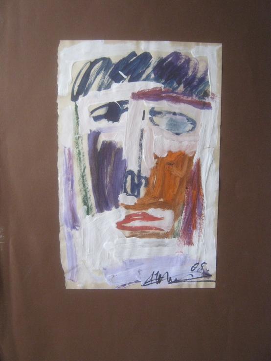 Лик..(2) 2008 г., х-к  А.Шевчук., фото №2