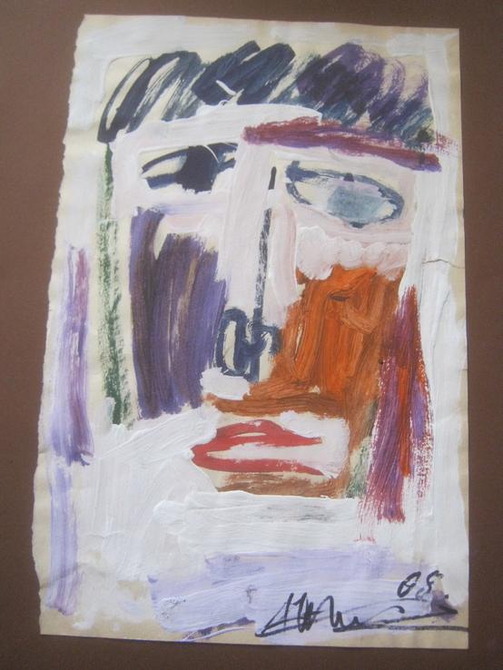 Лик..(2) 2008 г., х-к  А.Шевчук., фото №4