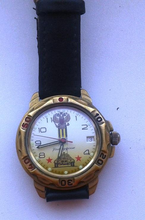 После этого часы снова оставляют на часов для просушки в сухом хорошо проветриваемом месте.