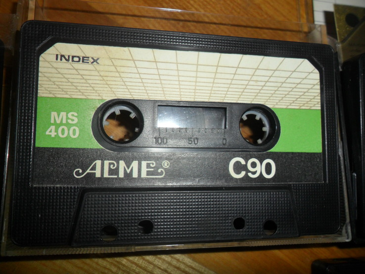 Аудиокассета кассета  - 9 шт в лоте, фото №4