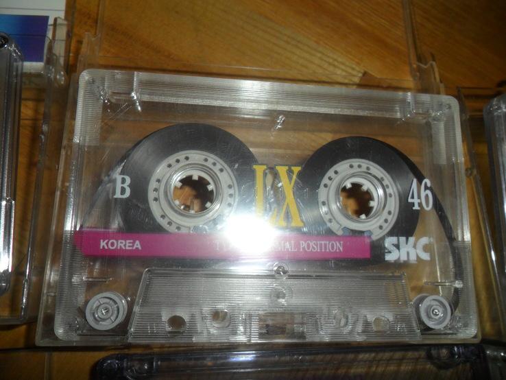 Аудиокассета кассета SKC - 13 шт в лоте, фото №7