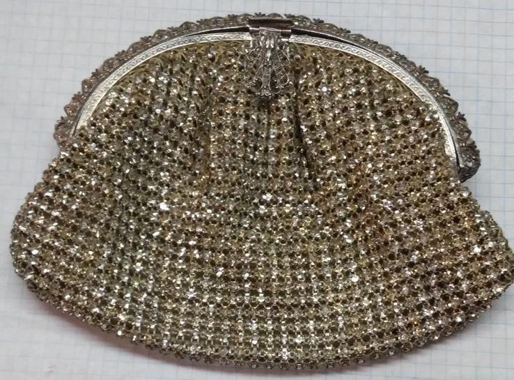 Сумочка ( Чешская бижутерия ), фото №2