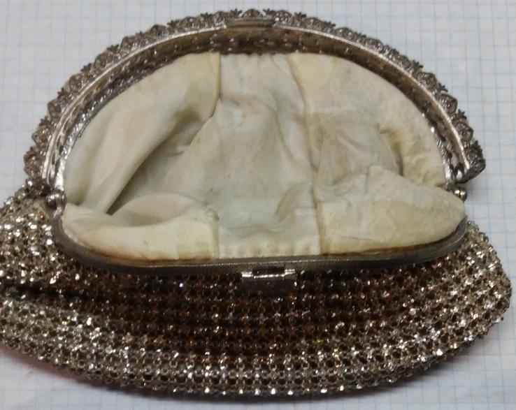 Сумочка ( Чешская бижутерия ), фото №7