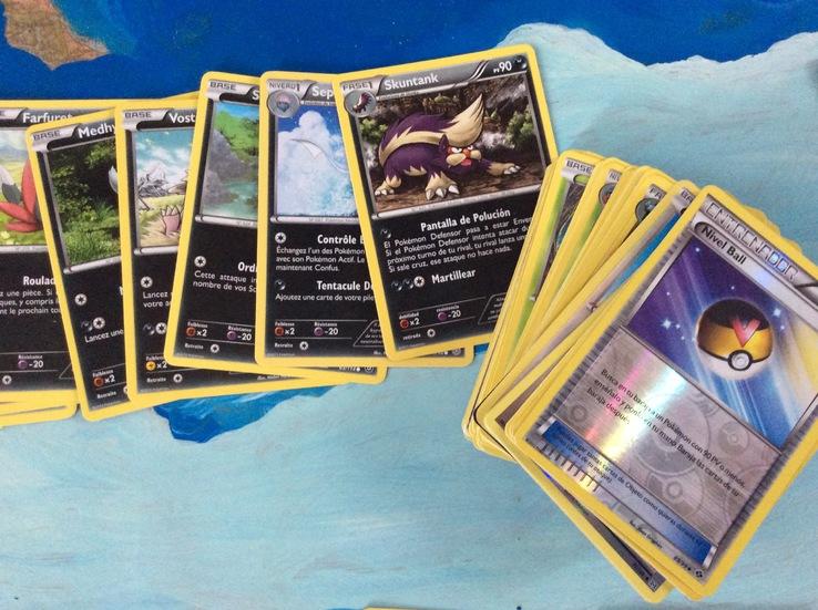 Коллекция карточек с покемонами, фото №4