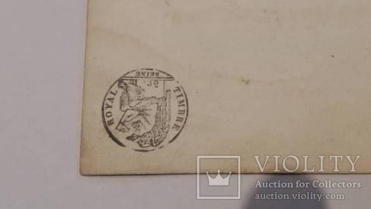 Французские старинные ноты с гравюрой -6, фото №5