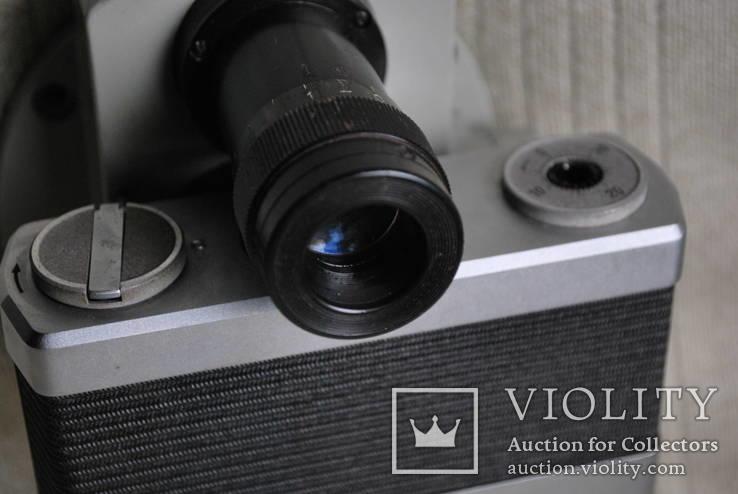 Спец выпуск, на базе фотоаппарата VERRA , GDR.