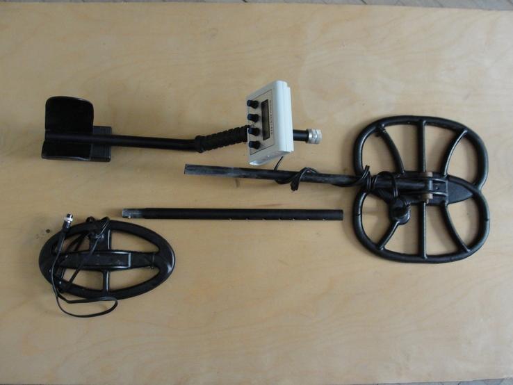 Whites MOD-VDI + катушка -снайперка