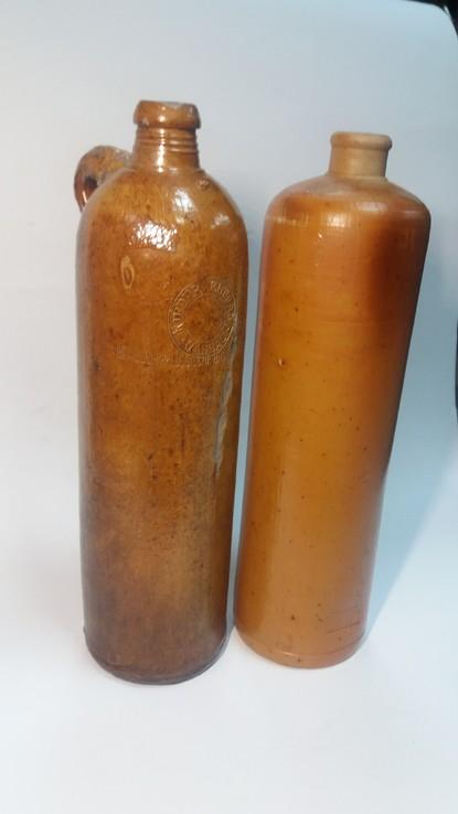 Две бутылка Австро Венгрия ПМВ, фото №2