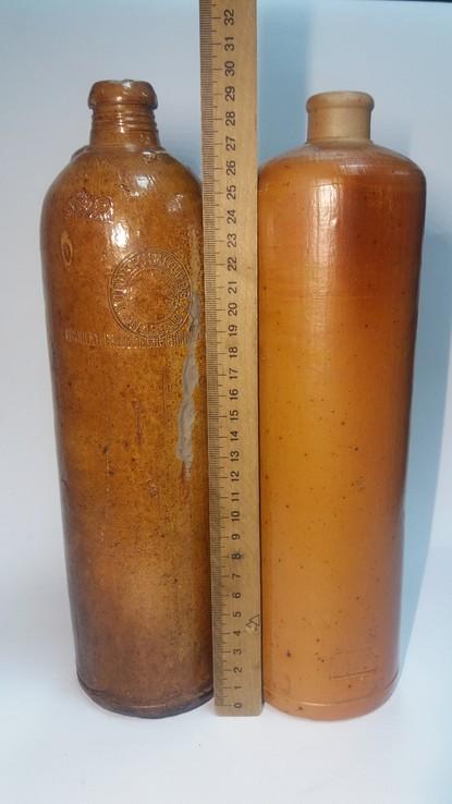 Две бутылка Австро Венгрия ПМВ, фото №3