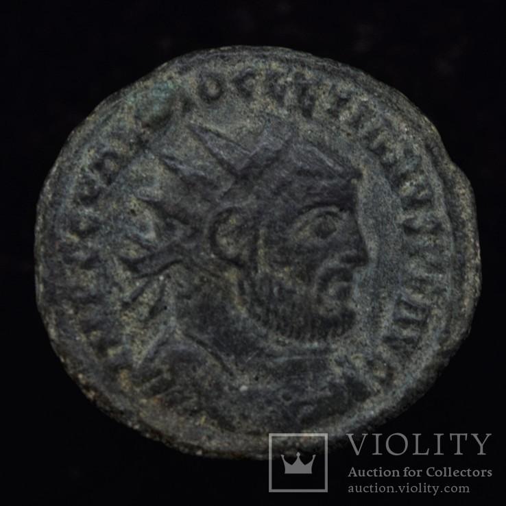 Радиат Диоклетиана - Согласие Армии