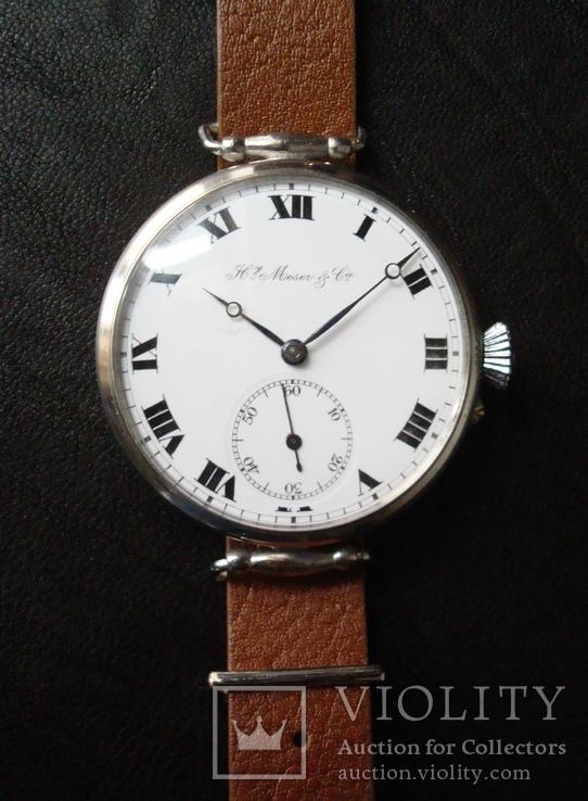Наручные часы Мозер