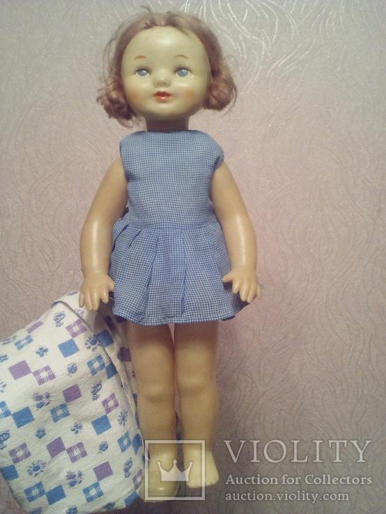 Рыжеволосая кукла