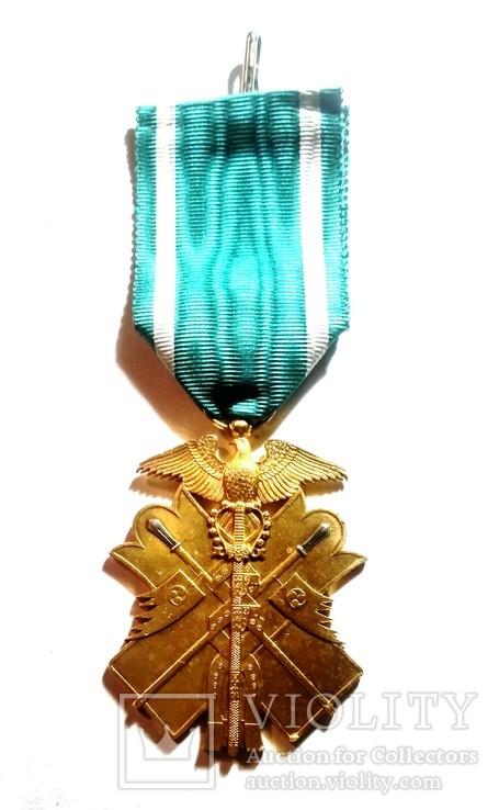 Японский императорский военный орден Золотого Сокола VI степени, фото №6
