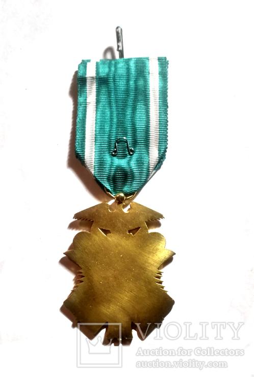 Японский императорский военный орден Золотого Сокола VI степени, фото №7