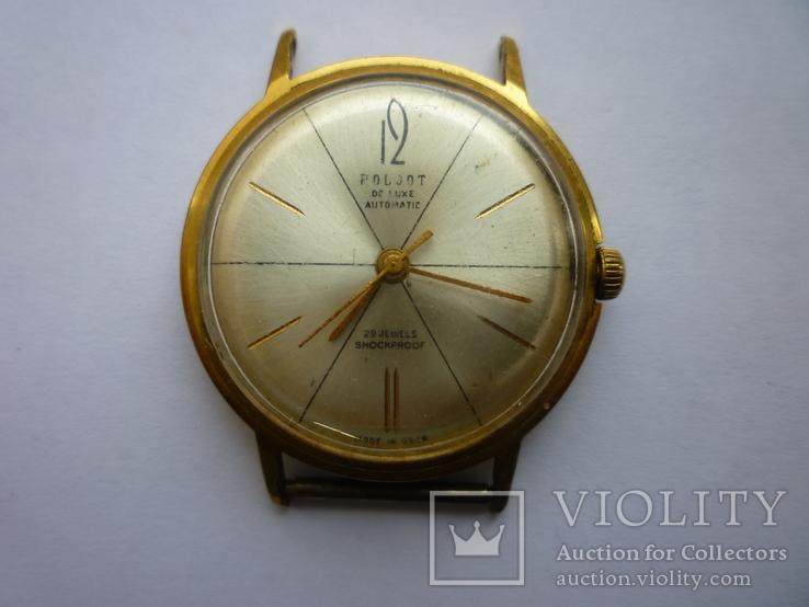 Часы POLJOT de luxe automatic