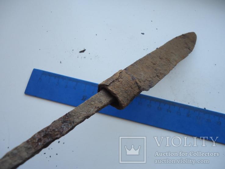 Нож.Средневековье., фото №3