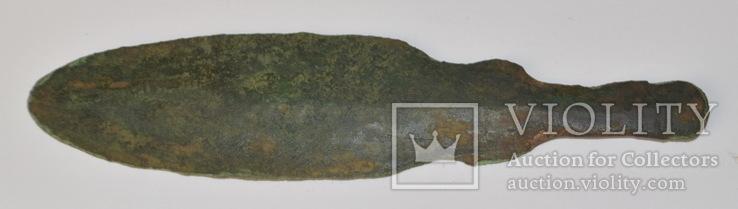 Кинжал, Срубная культура, 16-14 века до н.э.