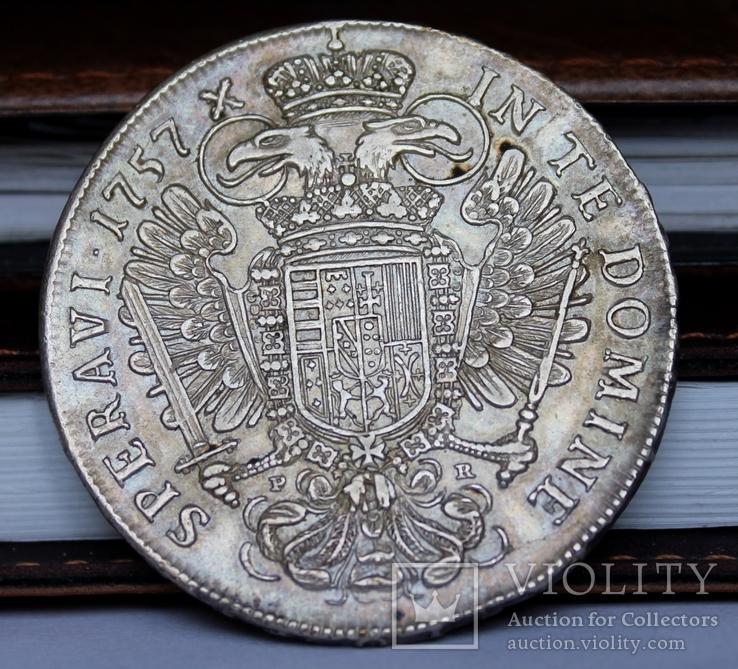 Талер 1757 Франц 1-й