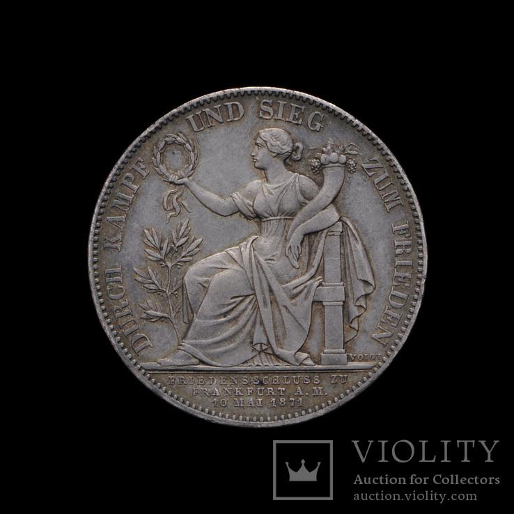 Победный Талер 1871, Бавария