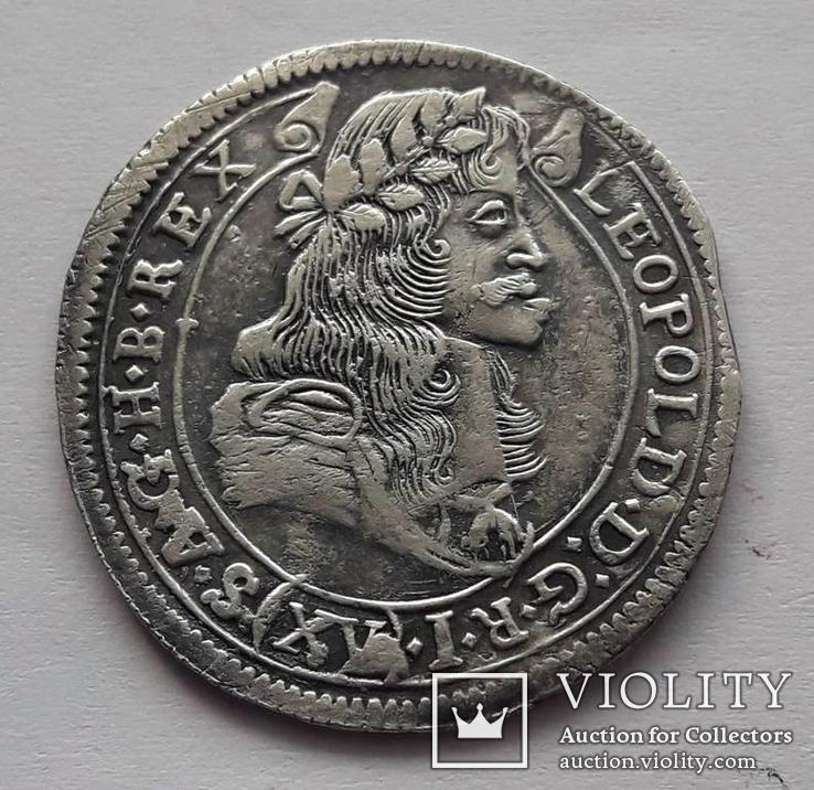 15 крейцеров 1683 г.