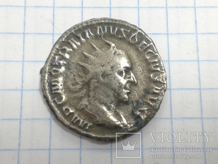 Антониниан Траян Деций 249-251г