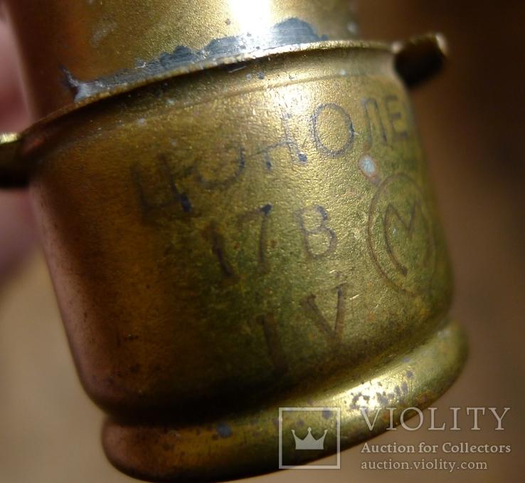 Лампа киноаппаратурная К 17-170 цоколем вниз, фото №5