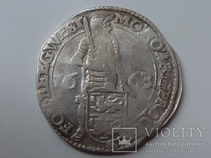 Талер Фризия 1663 год