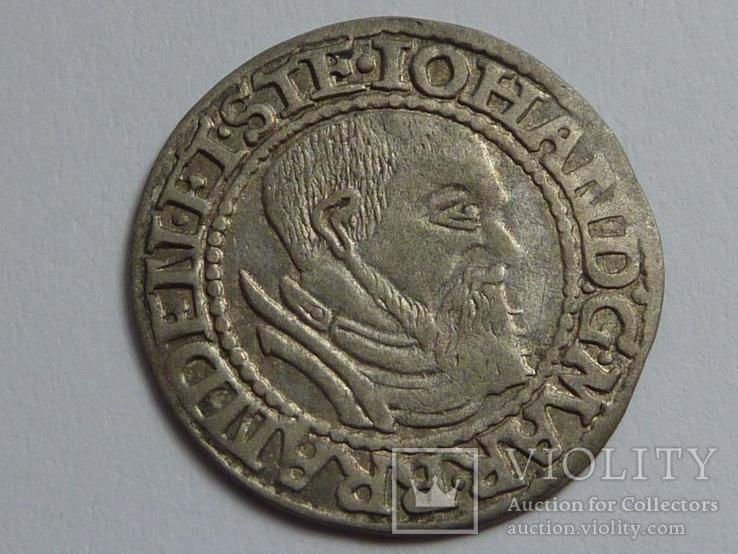 Грош Бранденбург 1545 год