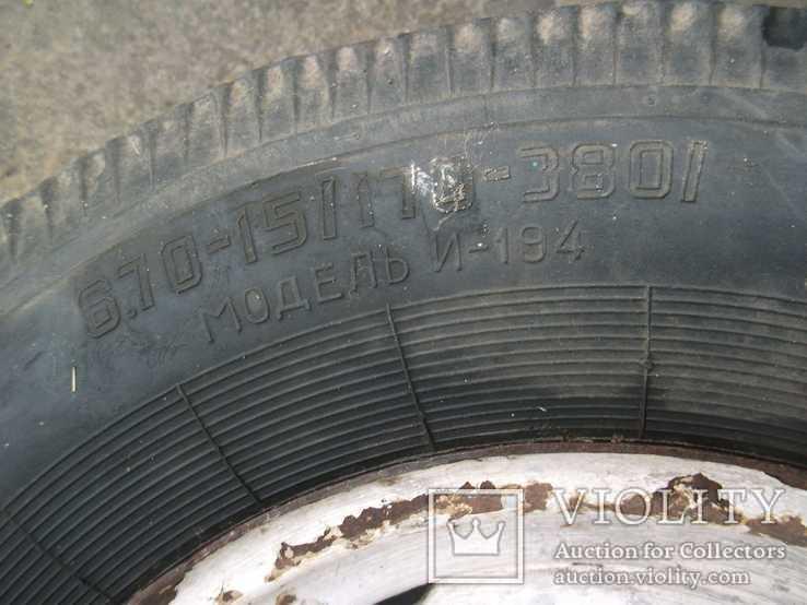 Колесо ГАЗ-21., фото №11