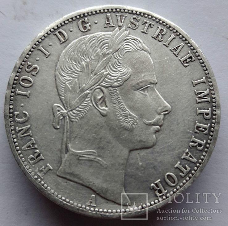 Флорин 1860 г.