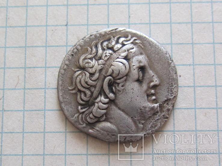 Тетрадрахма Птоломей 2