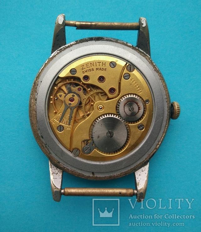 Старые часы Zenith. swiss made
