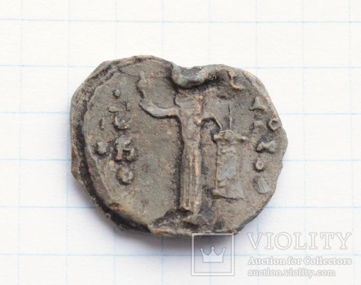 Печать Игоря (Ивана) Васильковича, князь Галичский в 1124-1141 г.