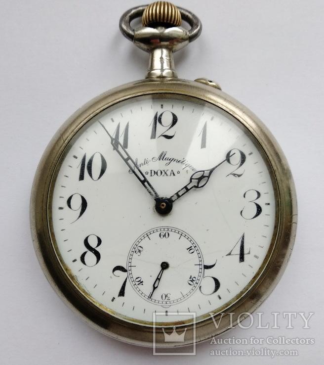 Часы ковровые Doxa 1906