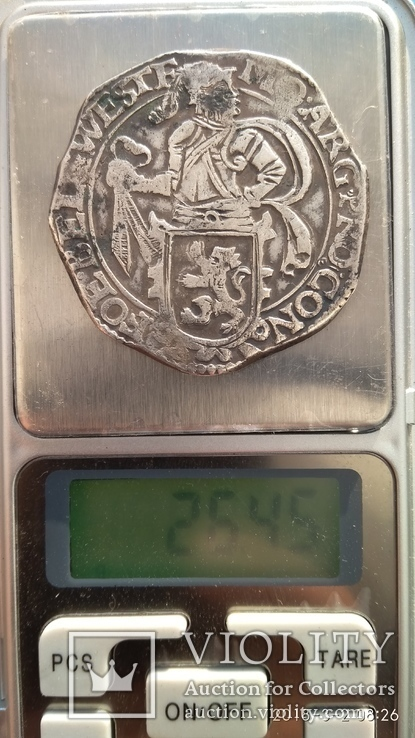 Левковый Талер 1670 года