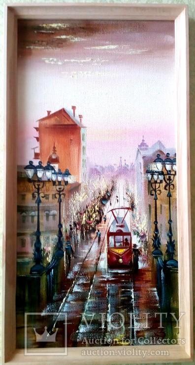 Шум города.автор Величко