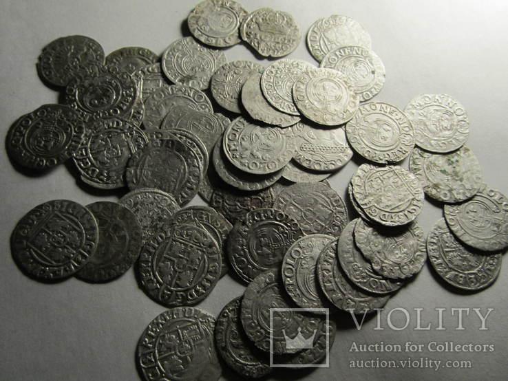 54 монеты
