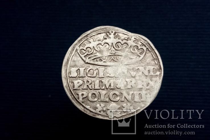 Грош 1529 р., Краків