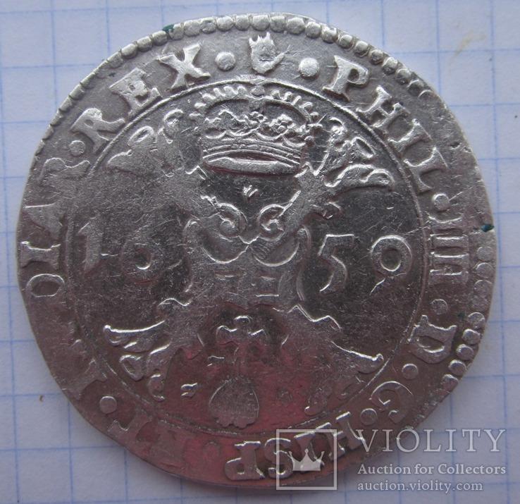 Талер, патагон 1659 р.