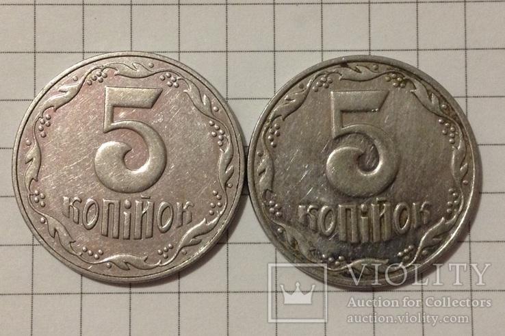 5 копеек 2003 год (Украина), 2ВАм.