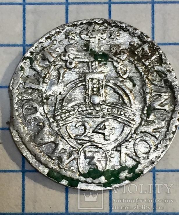 Півторак 1616 (LiT) г.Вільно мон. дзвінка.