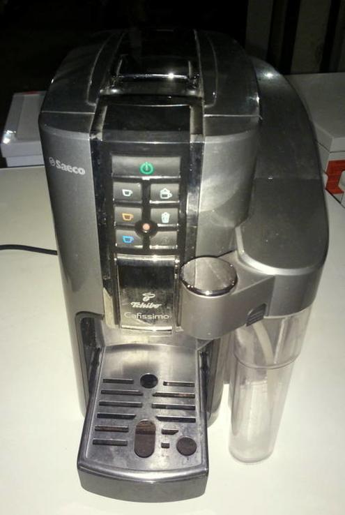 Срочно! Кофе машина Saeco Tchibo Cafissimo пр-во Италия