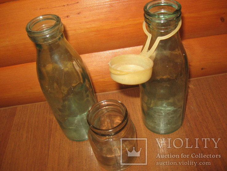 Молочная тара, СССР, фото №6