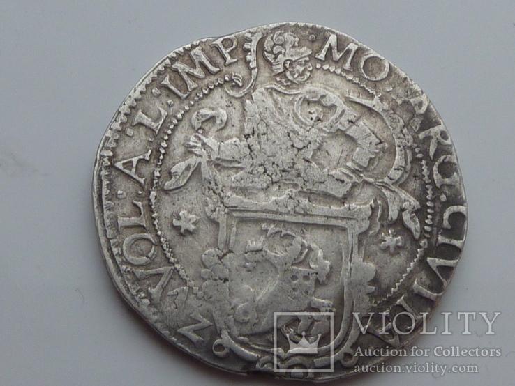 Талер Левковый Зволле 1644 год
