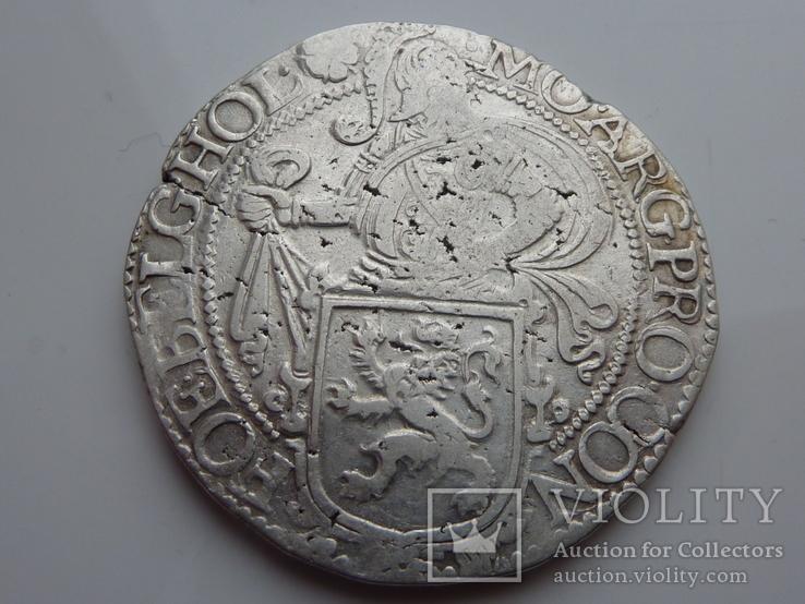 Талер Левковый Холланд 1608 года