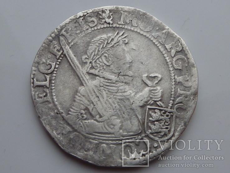 Талер Голландия Фризия 1619 год